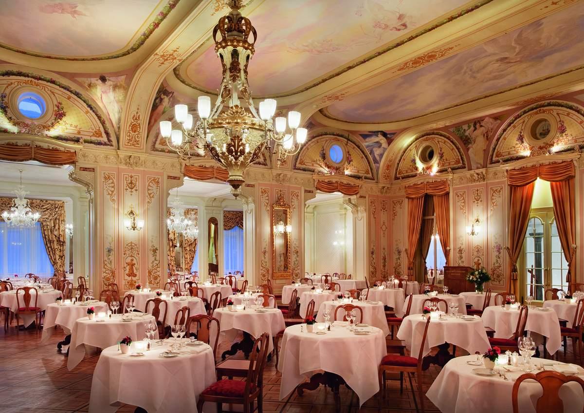 Restaurants & Bars in Pontresina im Engadin