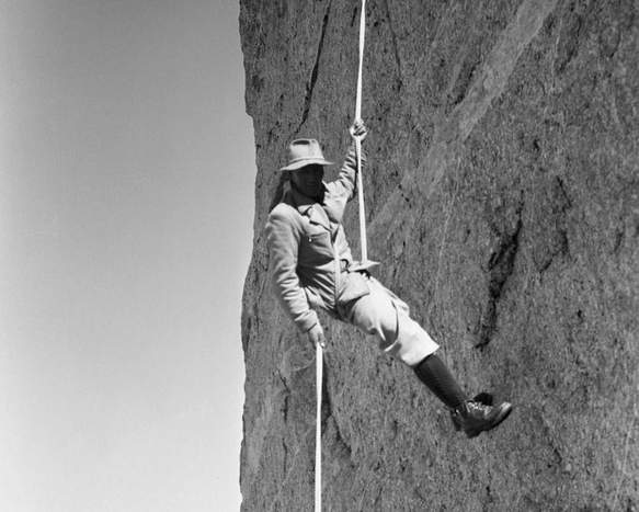 Klettersteig Pontresina : Alpinismus in pontresina im engadin