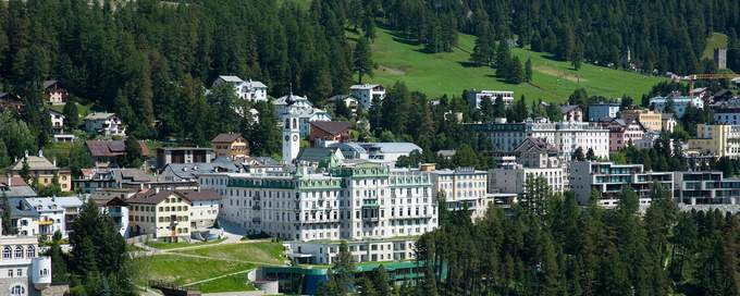 Pontresina Tourism - {SUBJECT}